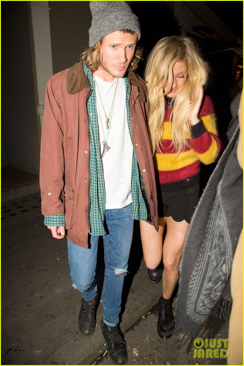 ellie goulding rumored boyfriend dougie poynter step out together 133062229