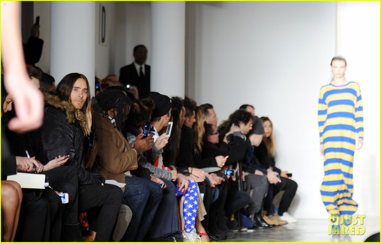 kat graham allsaints jeremy scott fashion shows 083052266