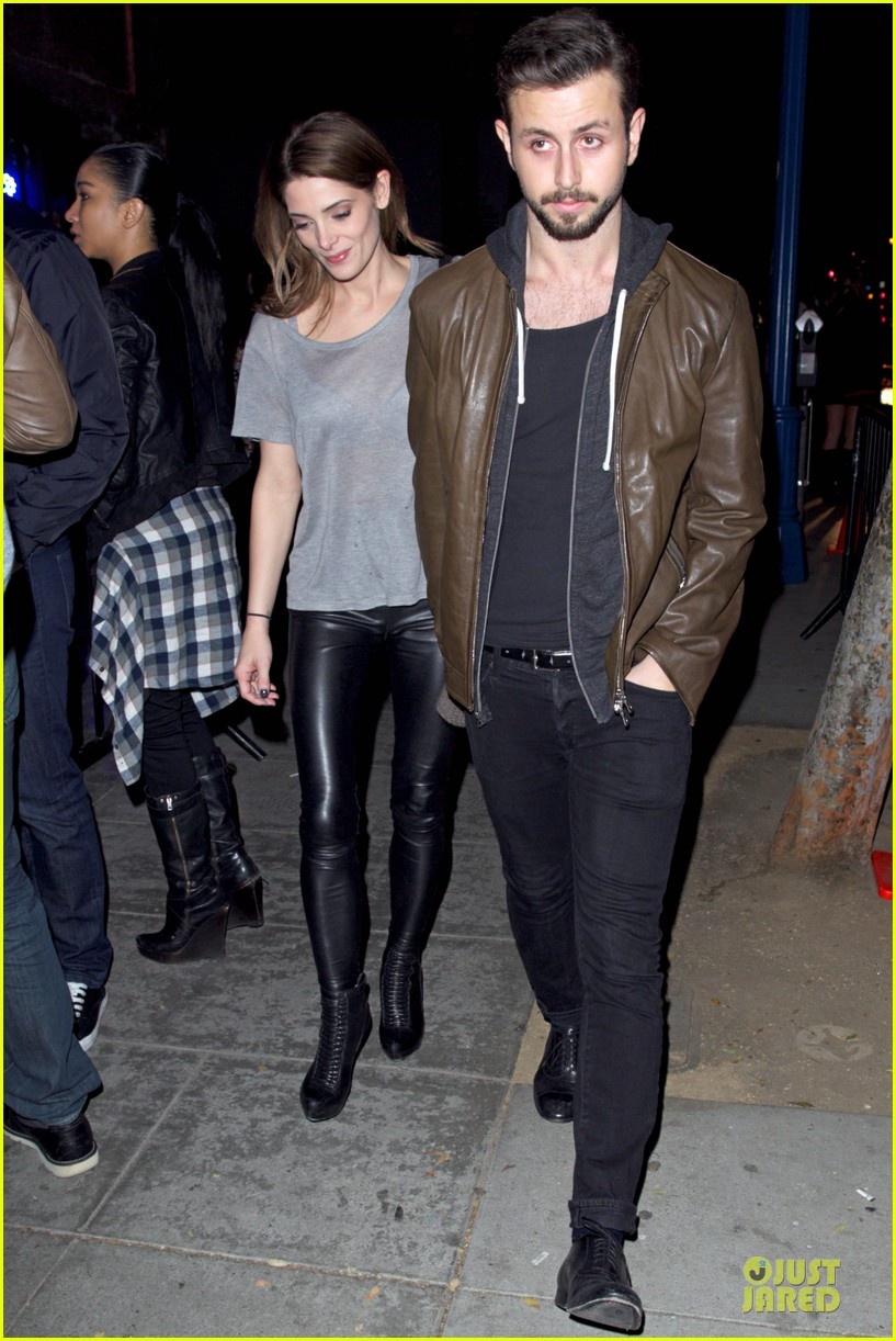 ashley greene 27th birthday celebration with beau paul khoury kellan lutz 123058274
