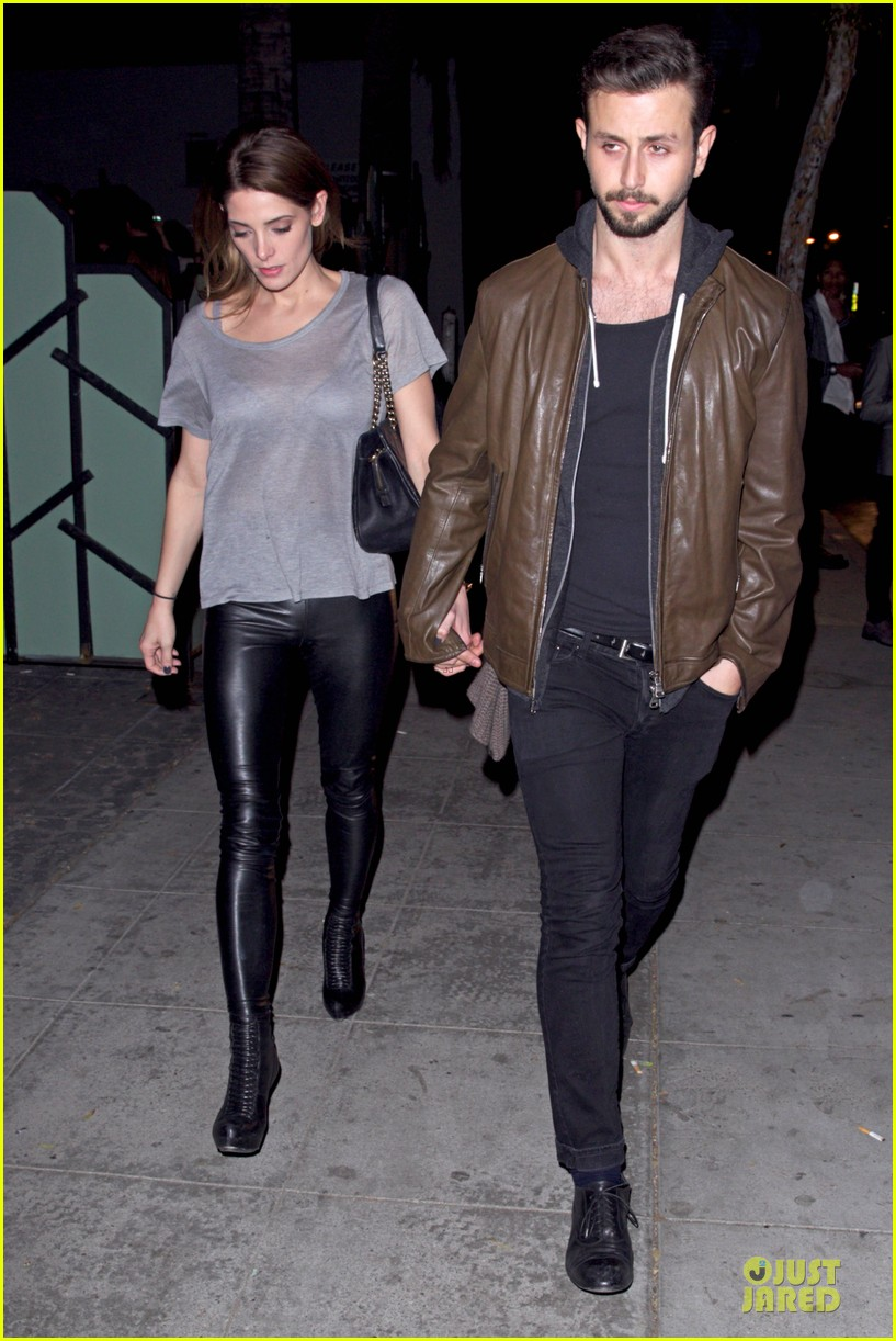 ashley greene 27th birthday celebration with beau paul khoury kellan lutz 13