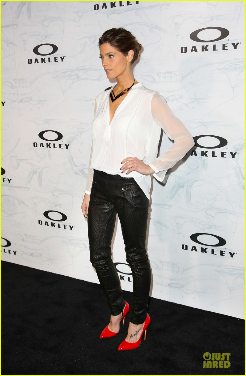 ashley greene kelly osbourne oakley disruptive by design campaign launch 10