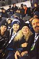 ashley greene super bowl with paul khoury his parents 03