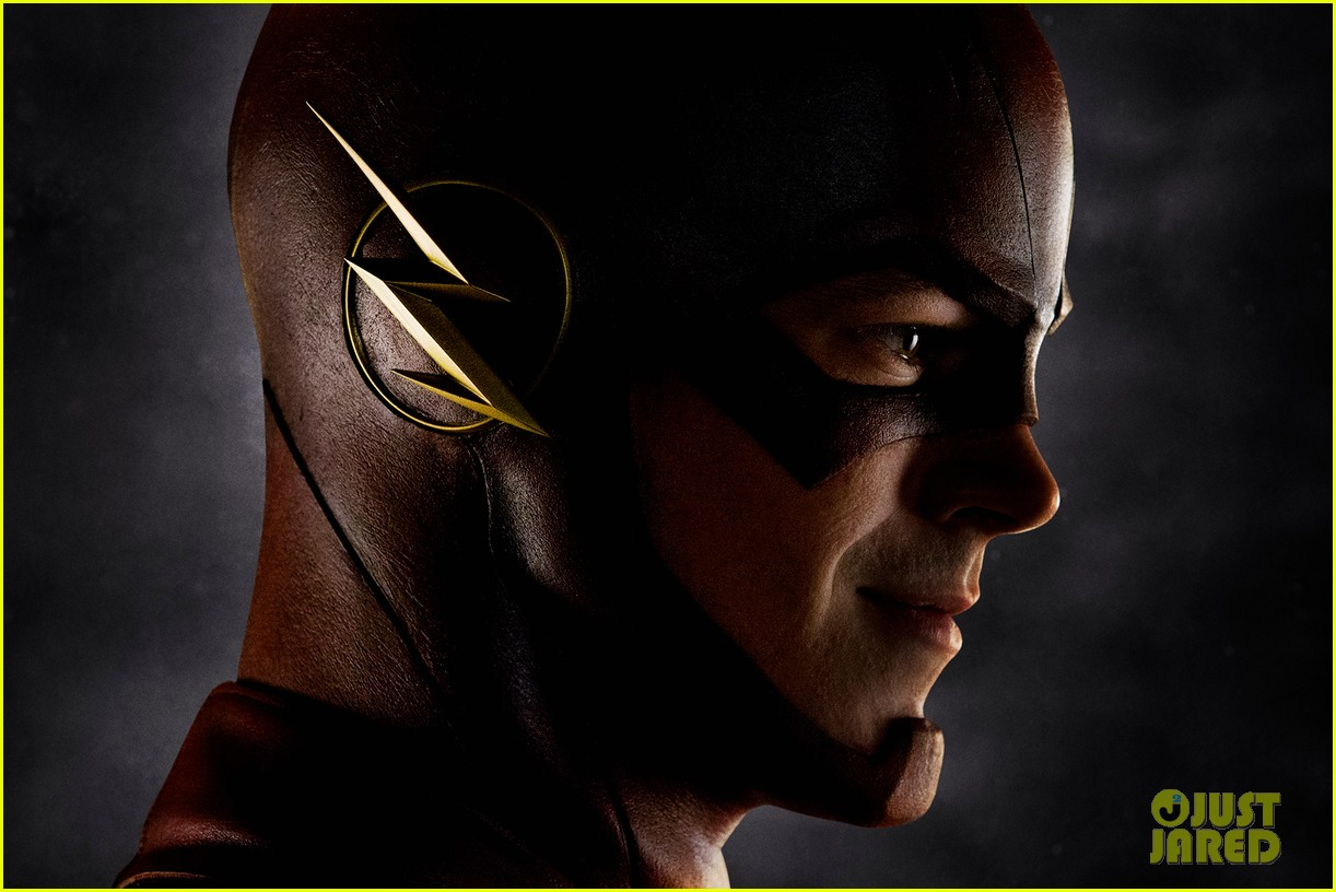 grant gustin as the flash first image revealed 01