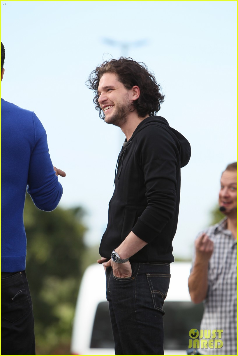 kit harington pompeii great opportunity to be a leading man 153057841