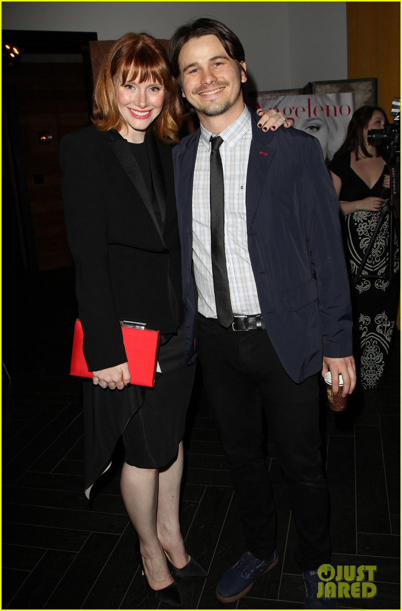 bryce dallas howard jason ritter hdsa freeze benefit 05