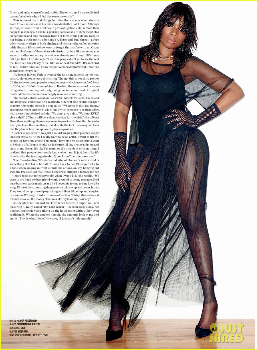 jennifer hudson is super sexy for v magazine shoot 03
