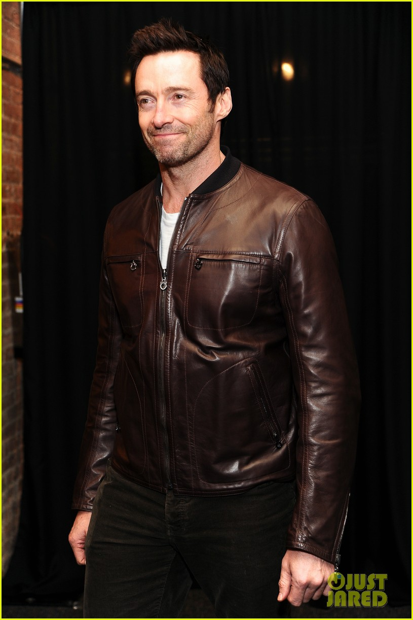 hugh jackman supports brooklyns bam theater with marisa tomei 04