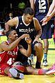 michael b jordan more play in nba all star celebrity game 24