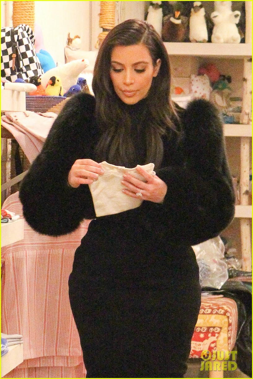 kim kardashians first baby clothing collection debuts in march 123057363