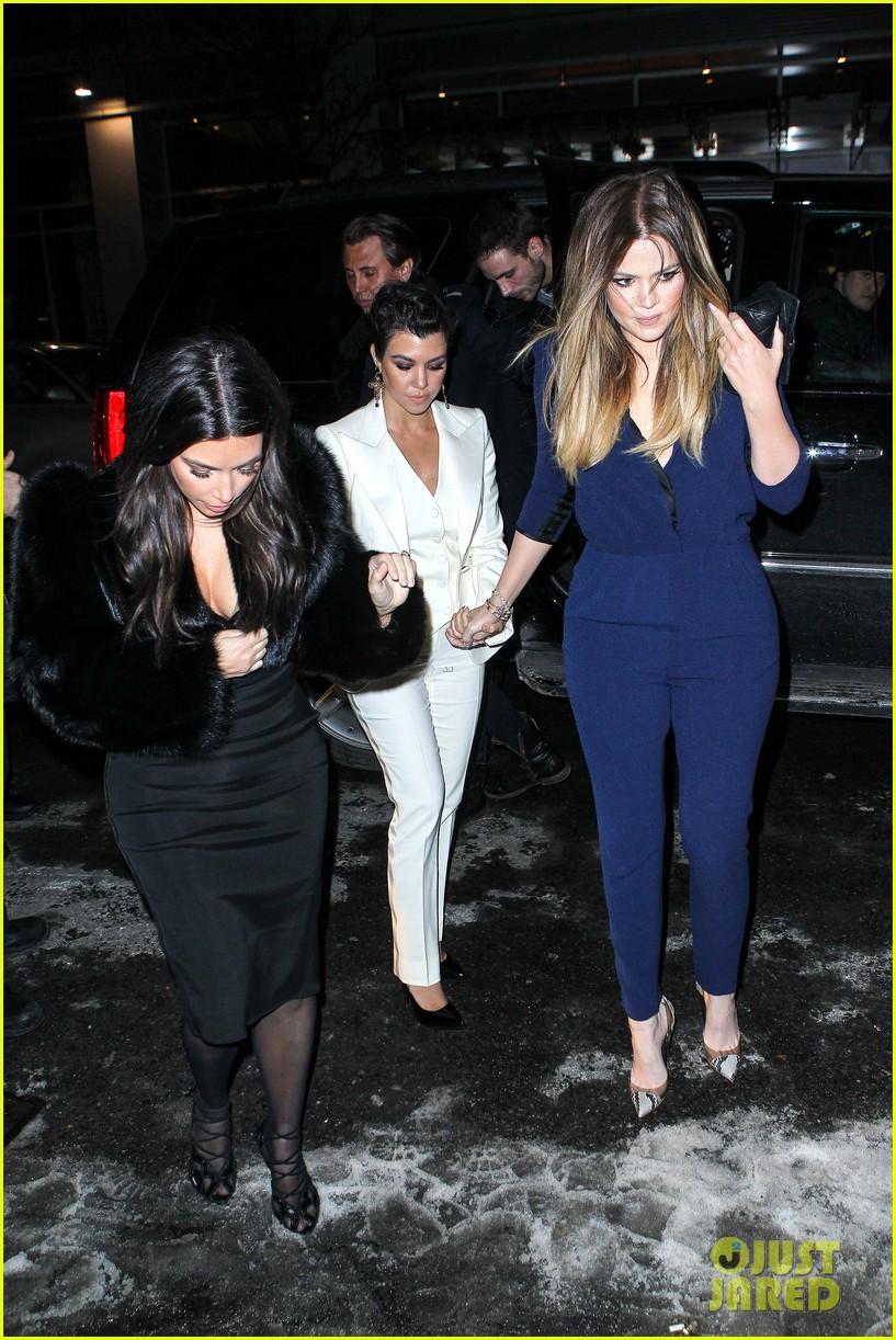 kim kardashian wears low cut top after proposal airs on tv 243054849