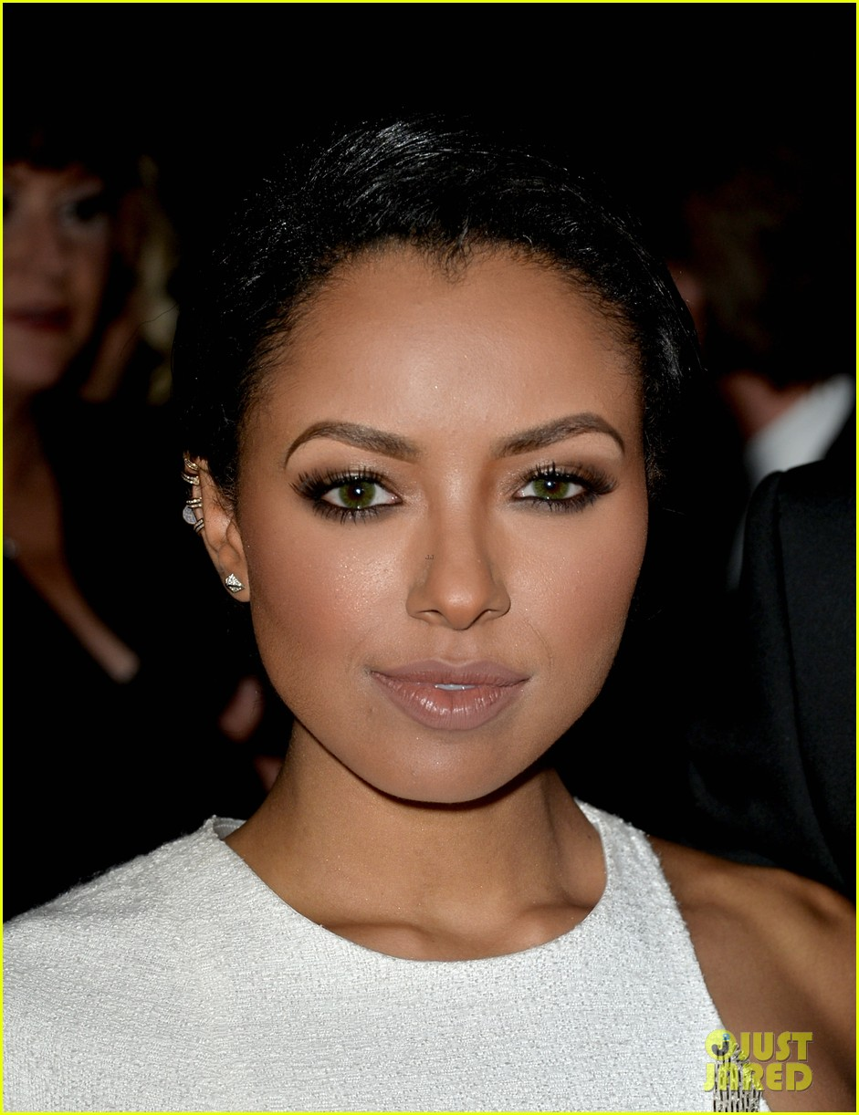 kat graham jane lynch make up artists hair style guild awards 2014 10