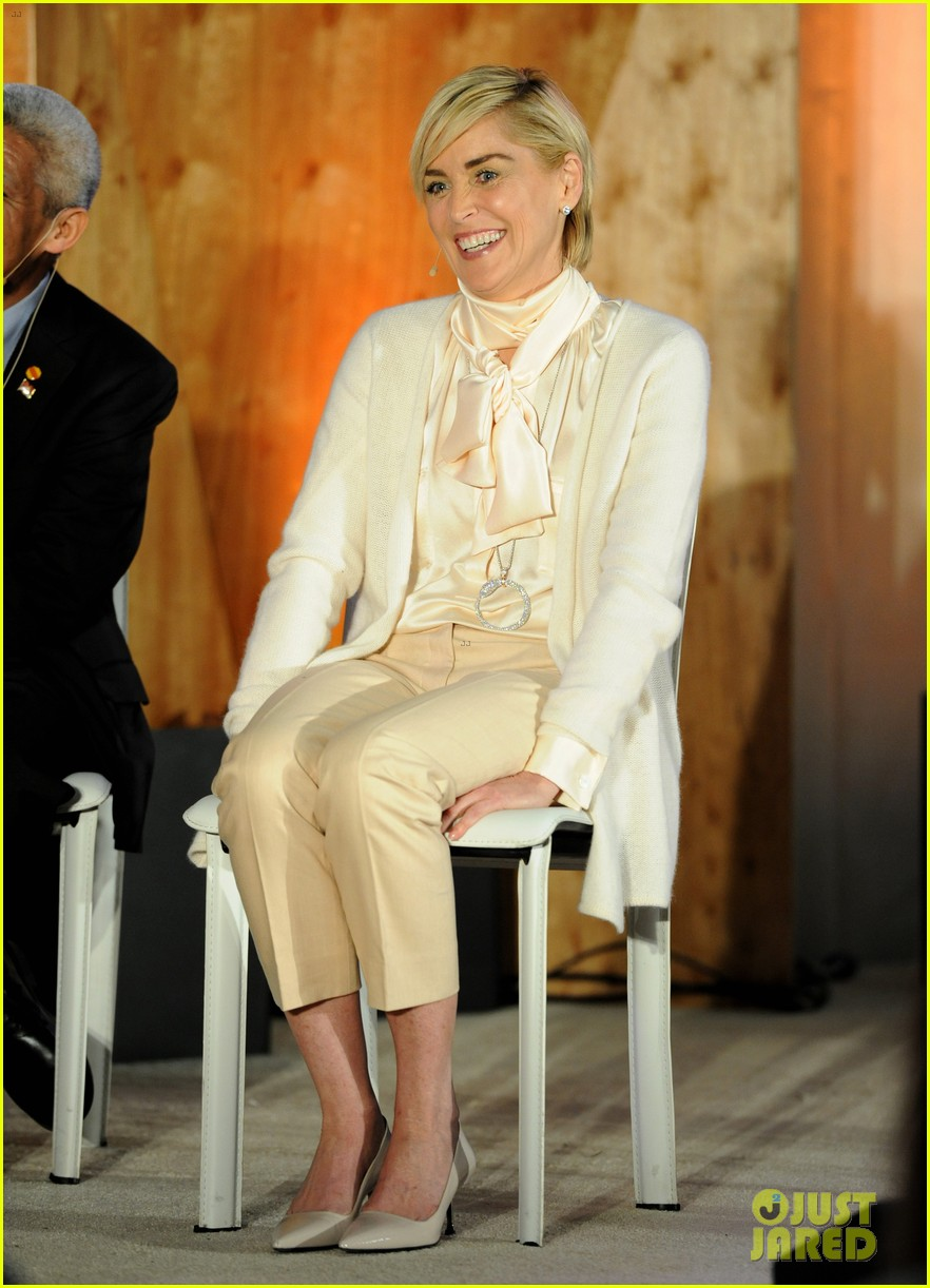 naomi watts anna kendrick dalai lama event with sharon stone 083061176