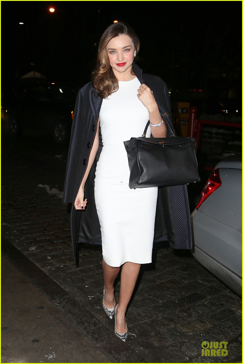miranda kerr illuminates new york city with her beauty 063047816