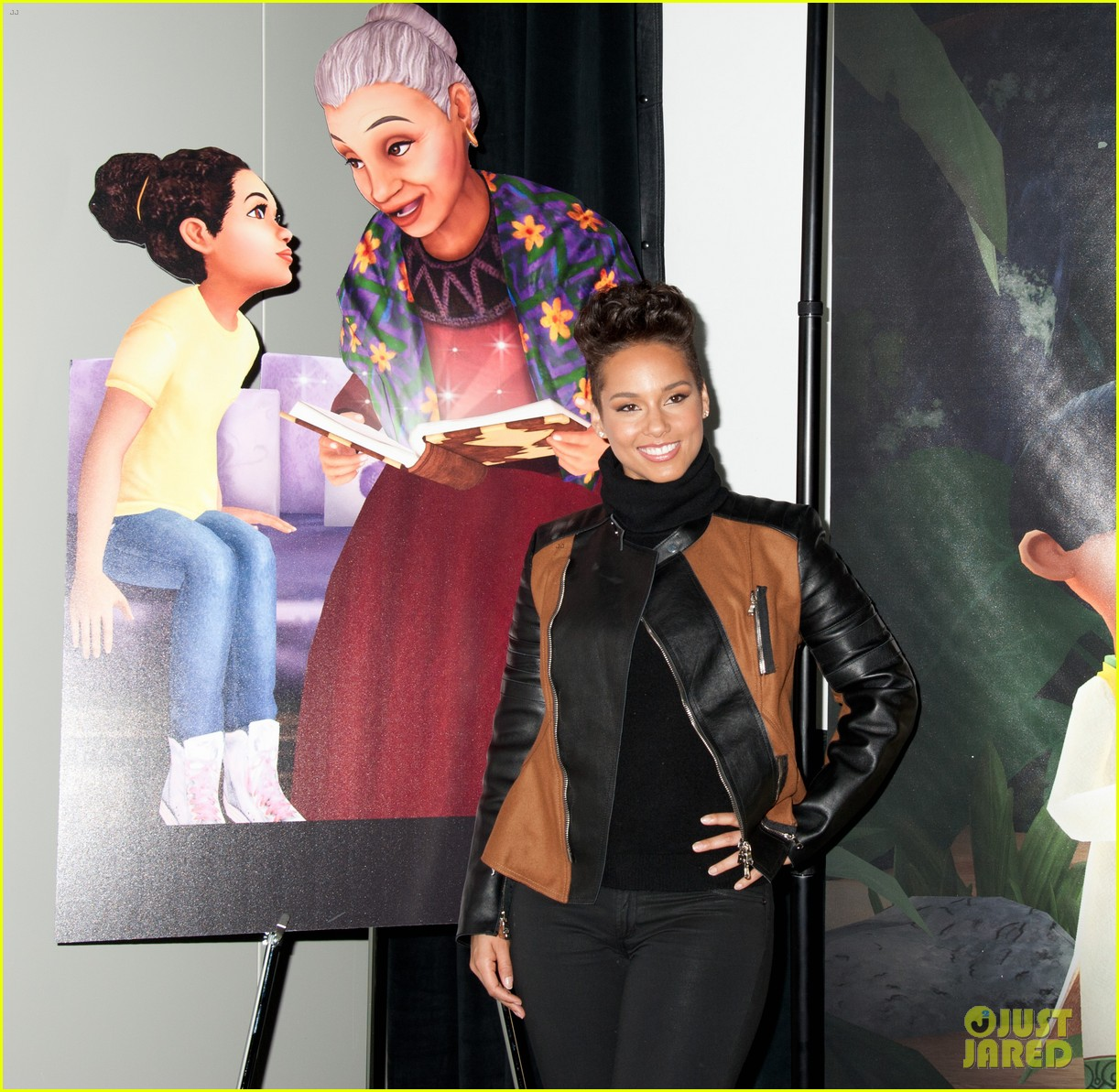 alicia keys debuts unreleased song for valentines day 103054749