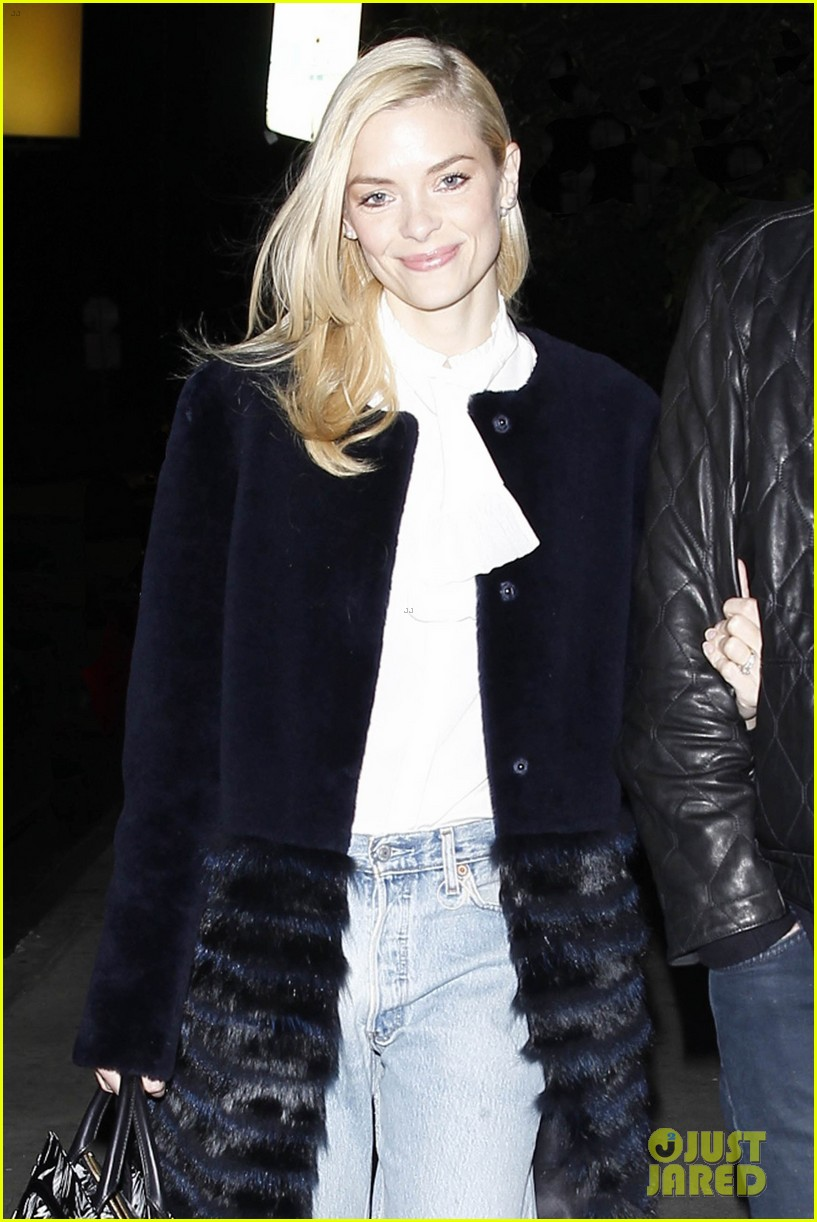 jaime king kyle newman chateau marmont date night 01