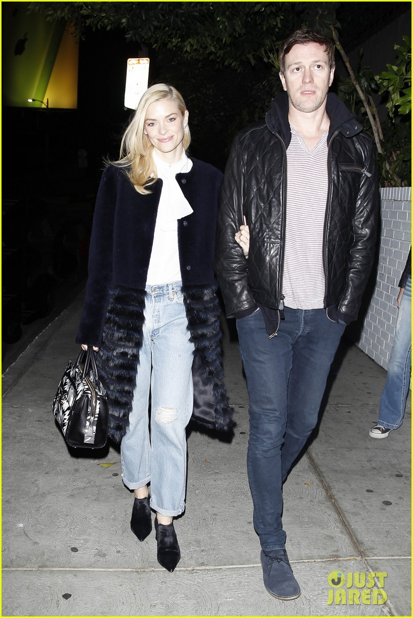 jaime king kyle newman chateau marmont date night 04