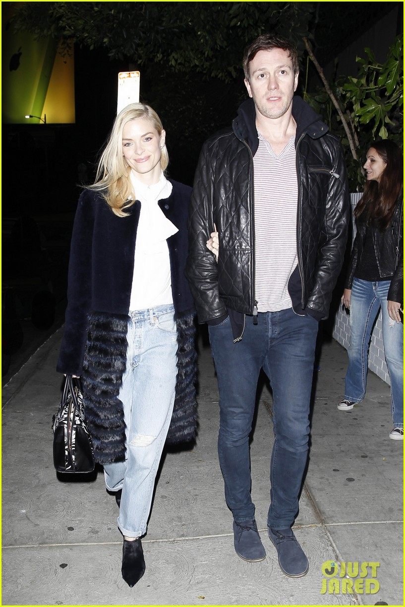 jaime king kyle newman chateau marmont date night 05
