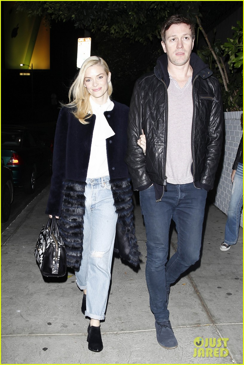 jaime king kyle newman chateau marmont date night 10