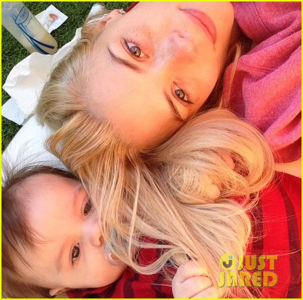 jaime king saturday in the sun with my love james knight 03