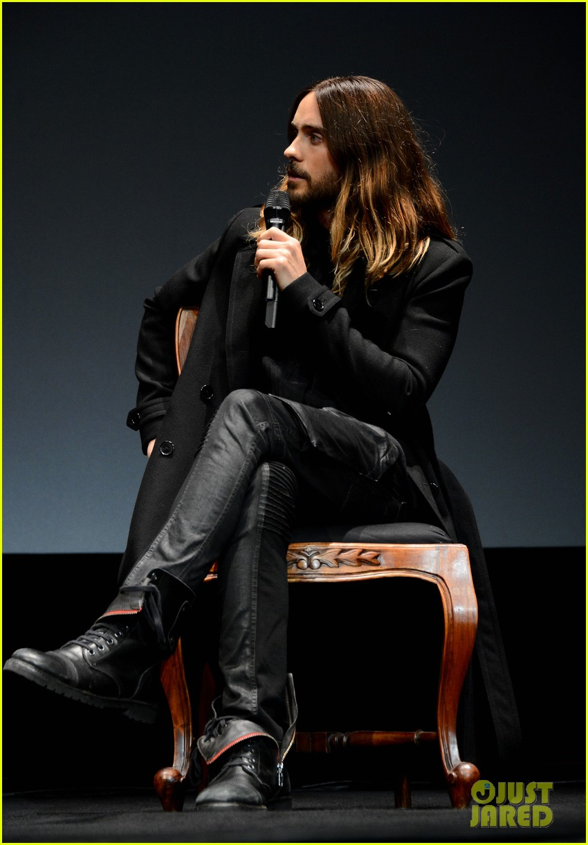 jared leto brie larson santa barbara international film festival 08