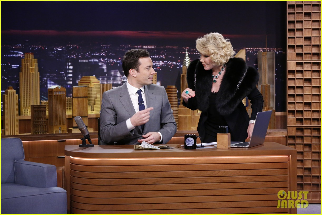 lindsay lohan kim kardashian more surprise jimmy fallon for tonight show debut 113055429