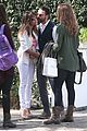 eva longoria jose baston share romantic kiss after brunch 15