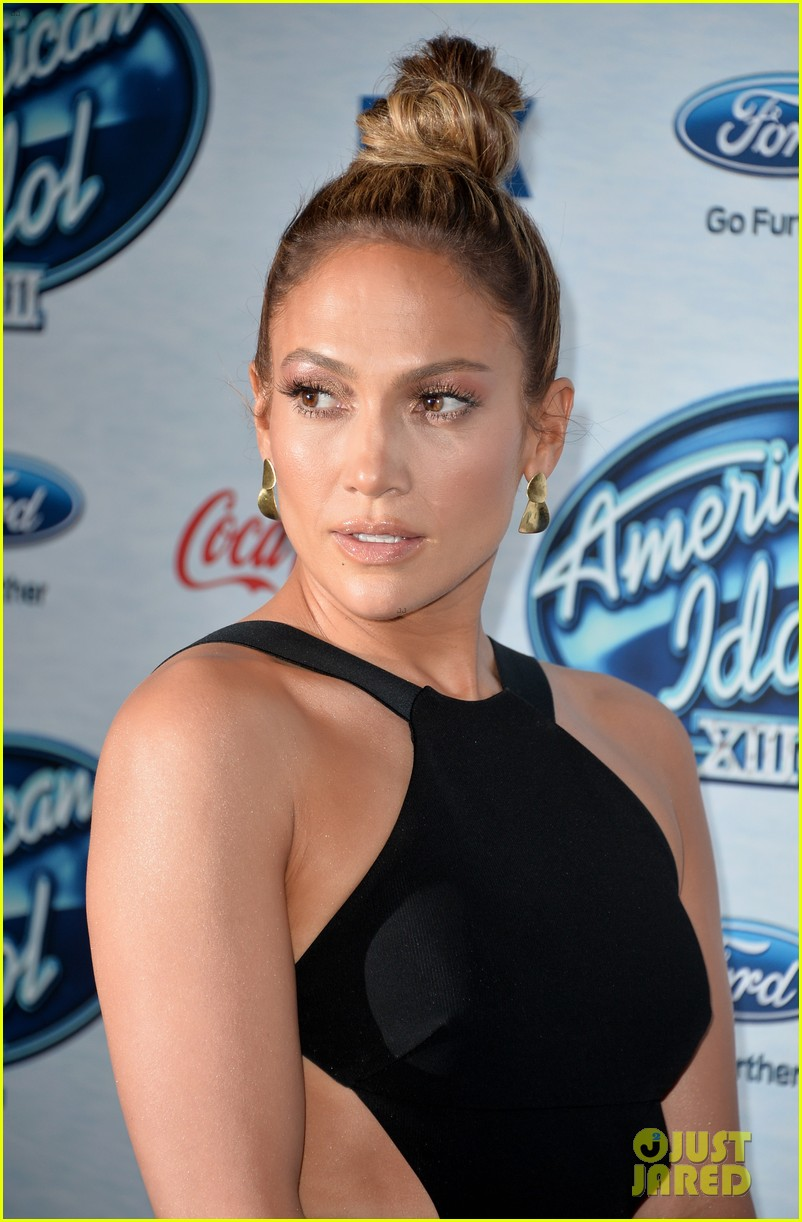 jennifer lopez american idol top 13 celebration 133057590
