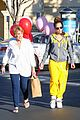 jennifer lopez valentine day lunch with mom guadalupe 07