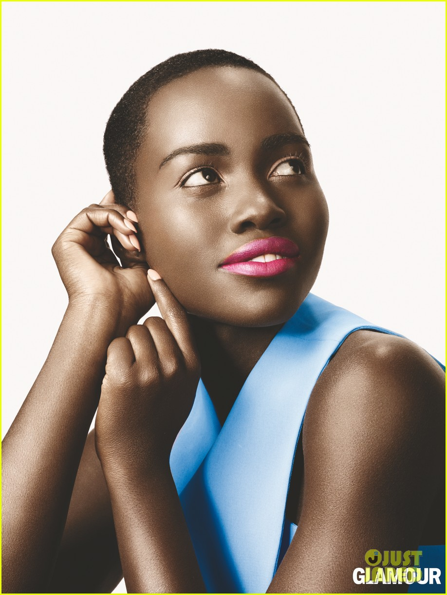 oscar nominee lupita nyongo ive worked hard to feel beautiful in my own skin 013051441