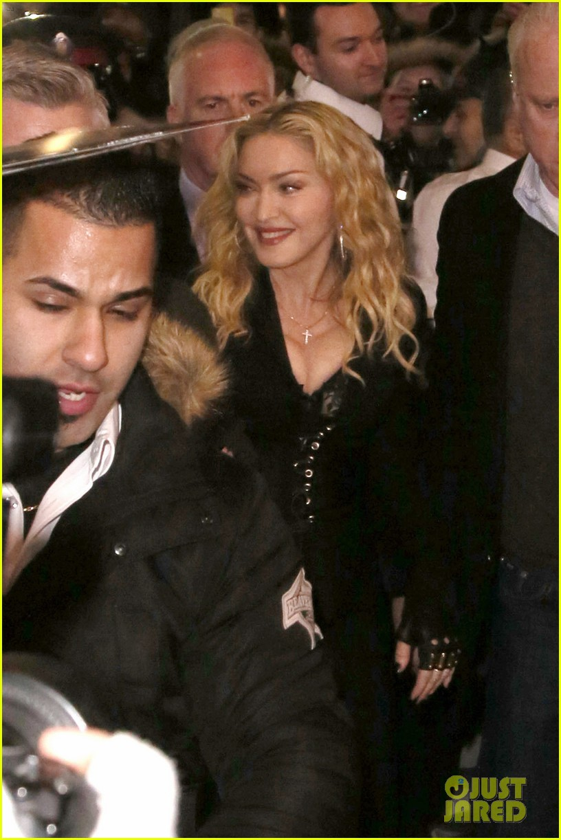 madonna hard candy fitness toronto grand opening 01
