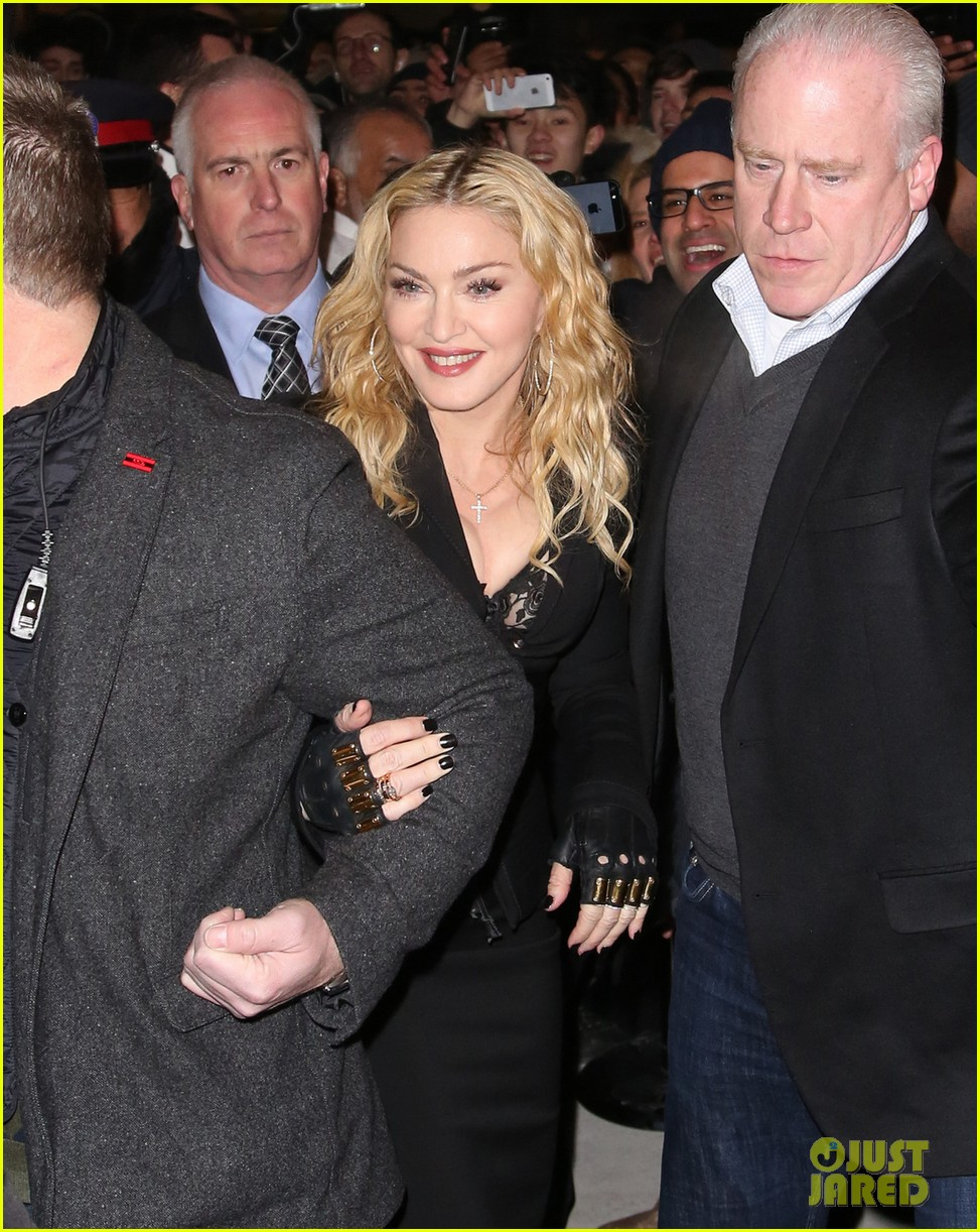 madonna hard candy fitness toronto grand opening 05