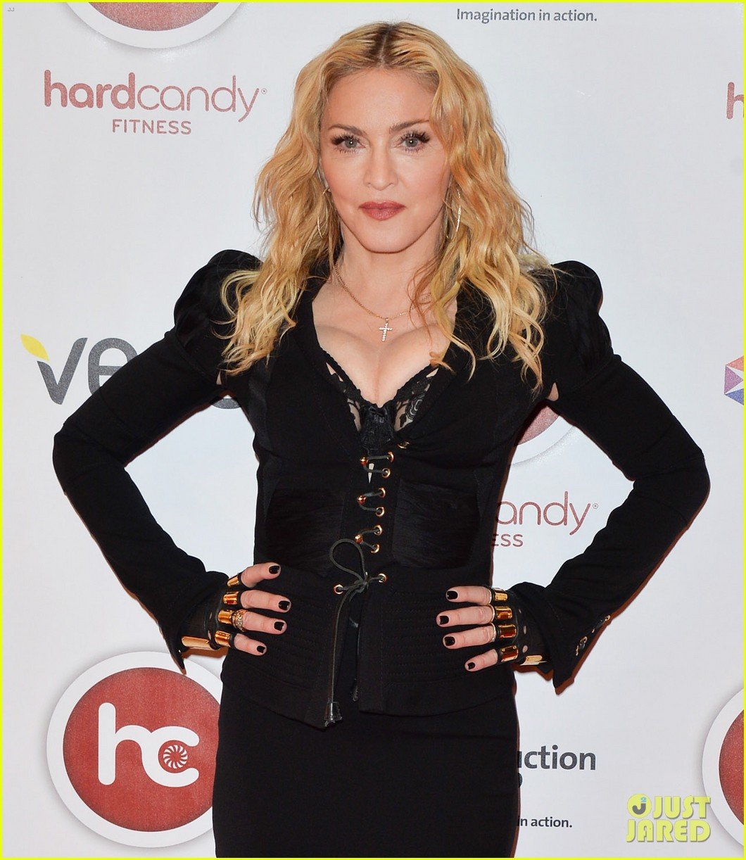 madonna hard candy fitness toronto grand opening 093051917