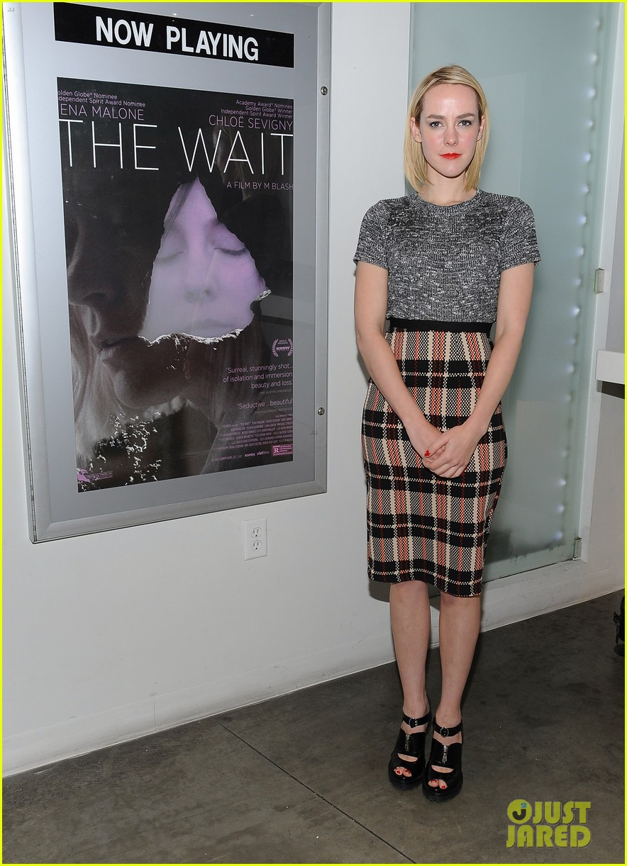 jena malone chloe sevigny the wait screening 04