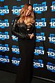 mariah carey flashes black bra at 105 1 appearance 01