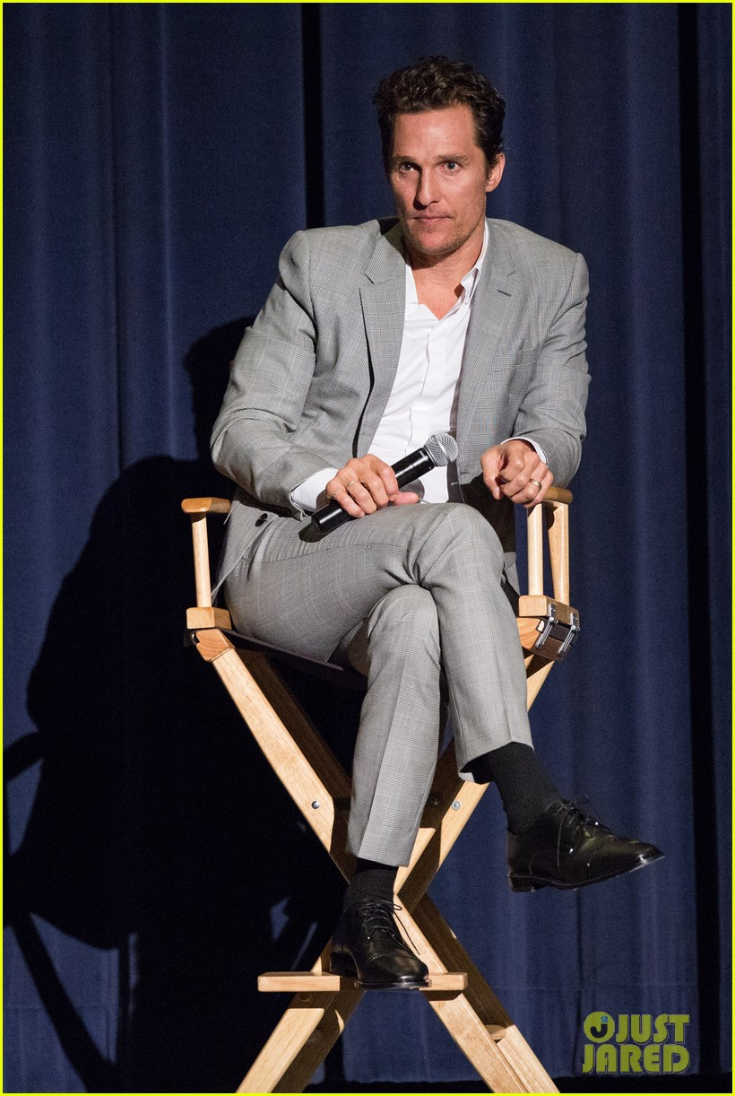 matthew mcconaughey talks true detective on jimmy kimmel live 18