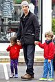 matthew mcconaughey lego movie showing with the kids 15