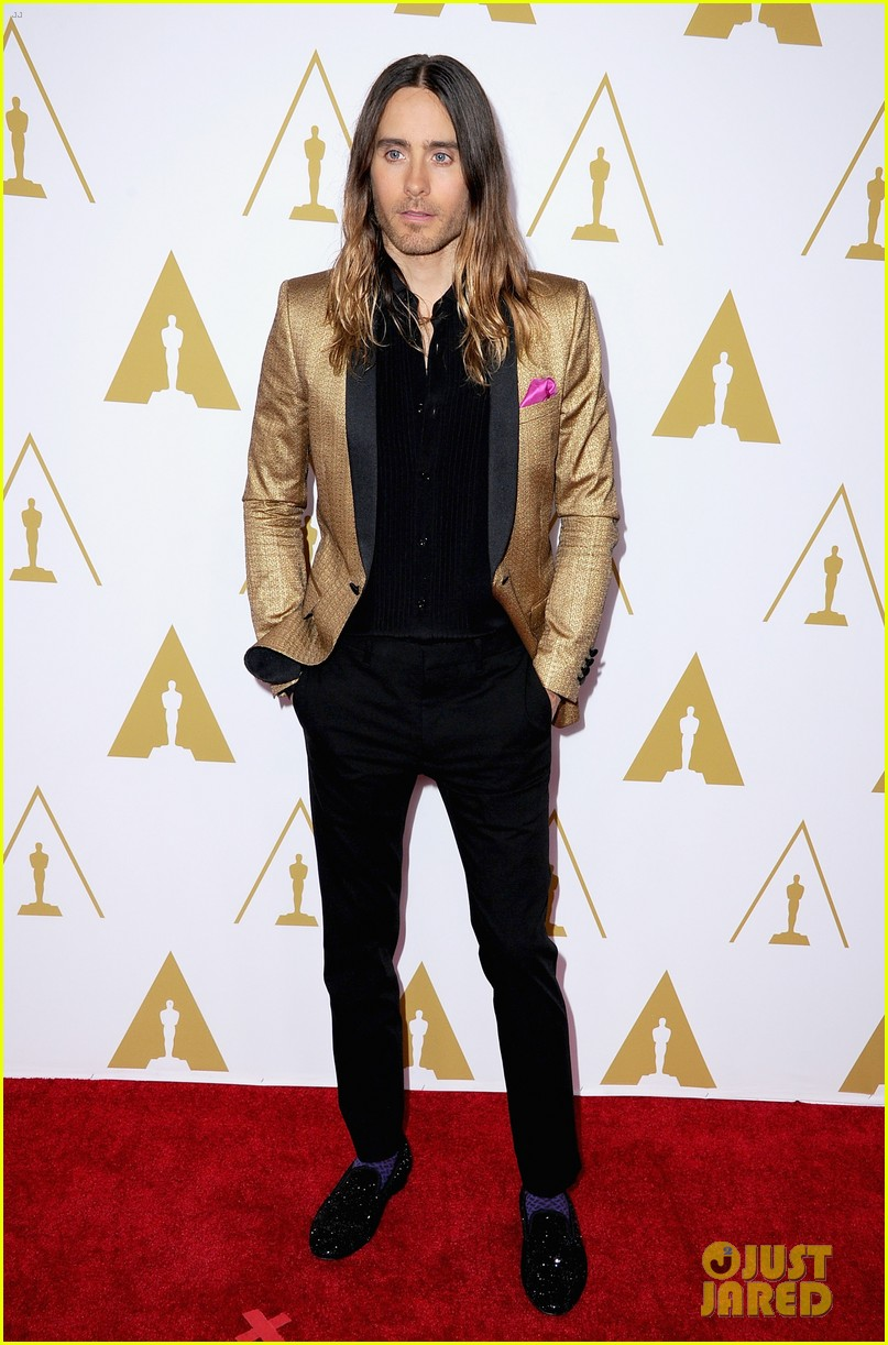 matthew mcconaughey jared leto oscars nominees luncheon 2014 01