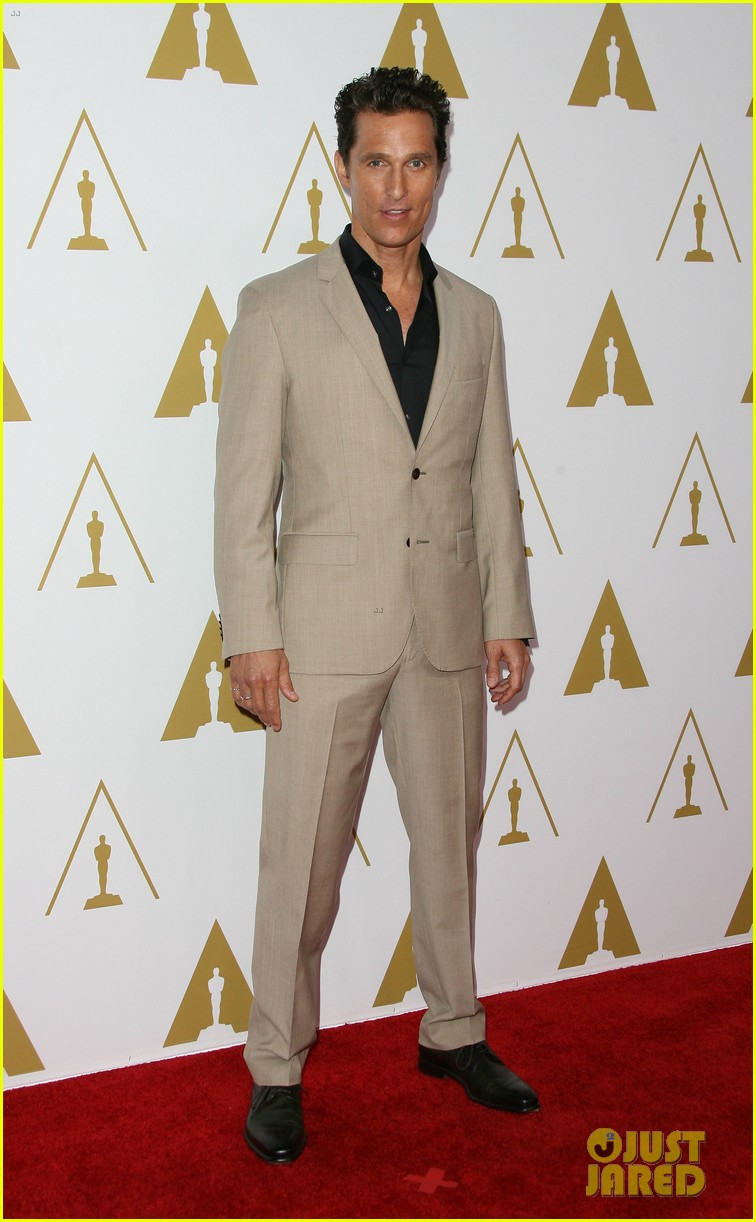 matthew mcconaughey jared leto oscars nominees luncheon 2014 05