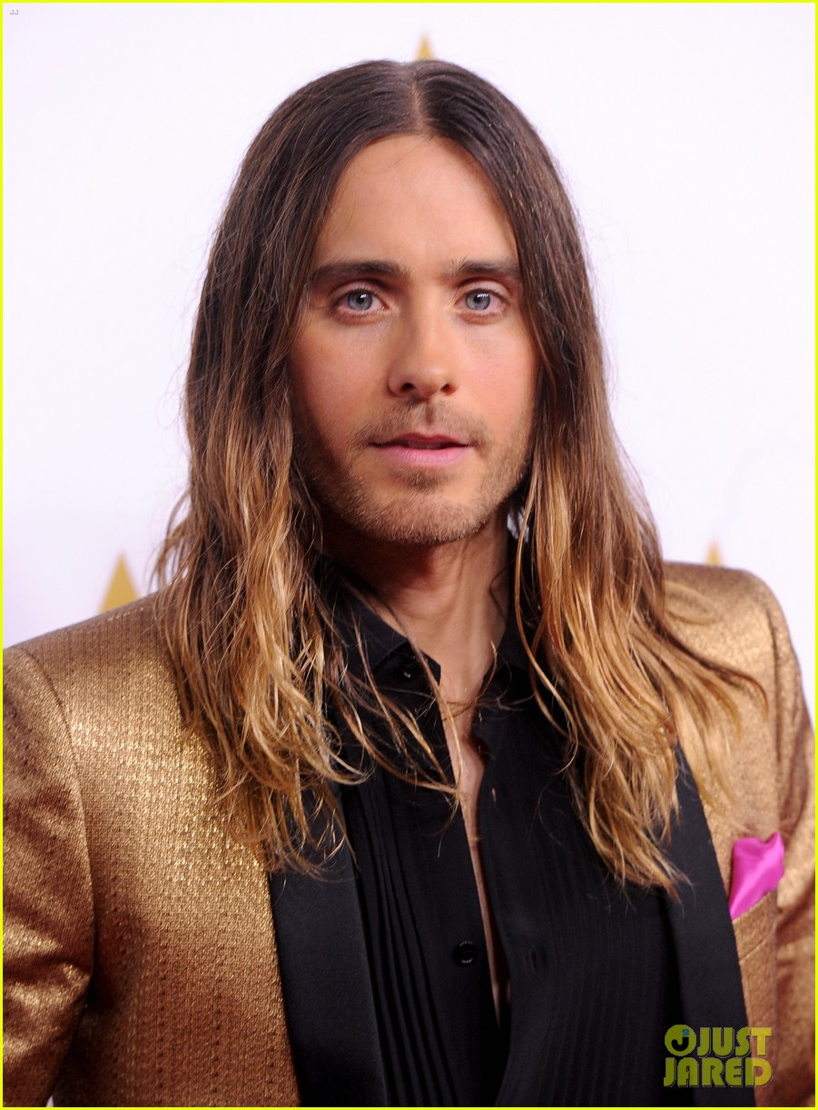 matthew mcconaughey jared leto oscars nominees luncheon 2014 06