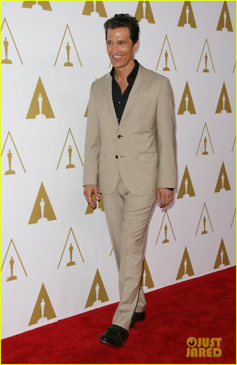 matthew mcconaughey jared leto oscars nominees luncheon 2014 12