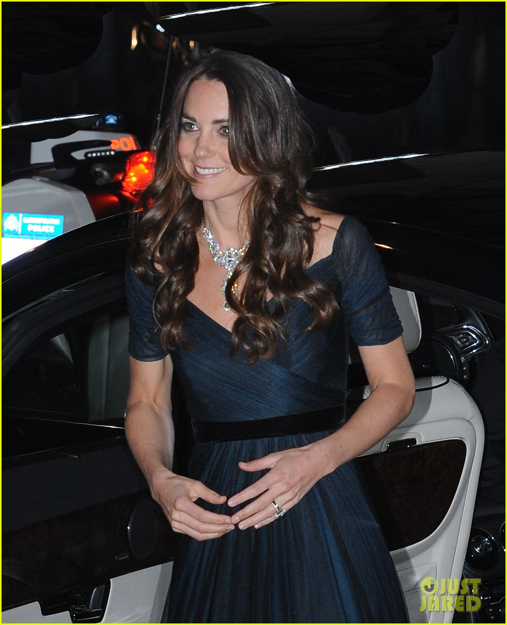 kate middleton makes first official appearance in 2014 at national portrait gala 023051432