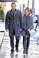 olivia munn joel kinnaman hold hands on wet valentines day 09