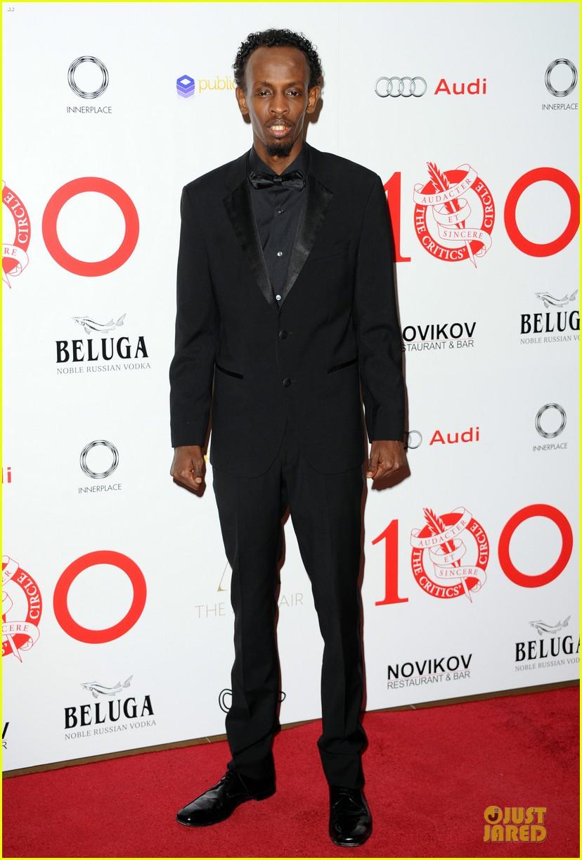 naomie harris barkhad abdi london critics circle film awards 2014 053046544