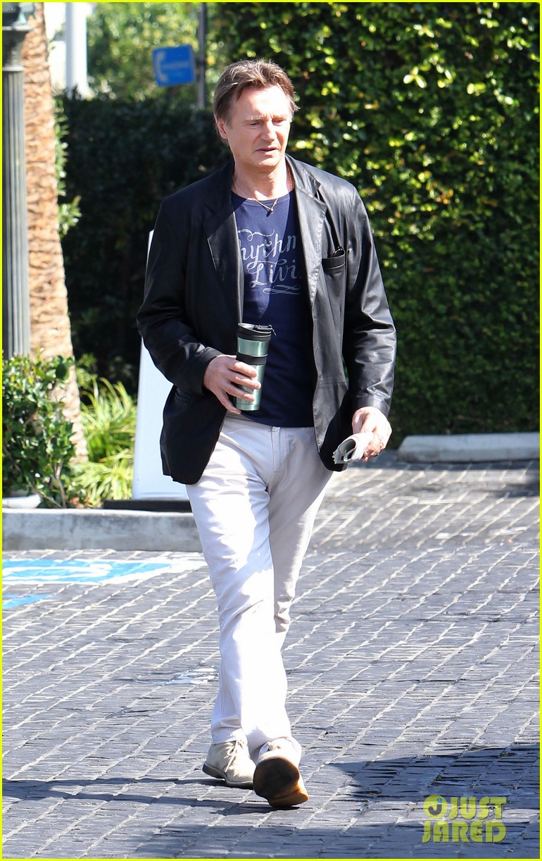 liam neeson films entourage movie scenes with jeremy piven 063061404