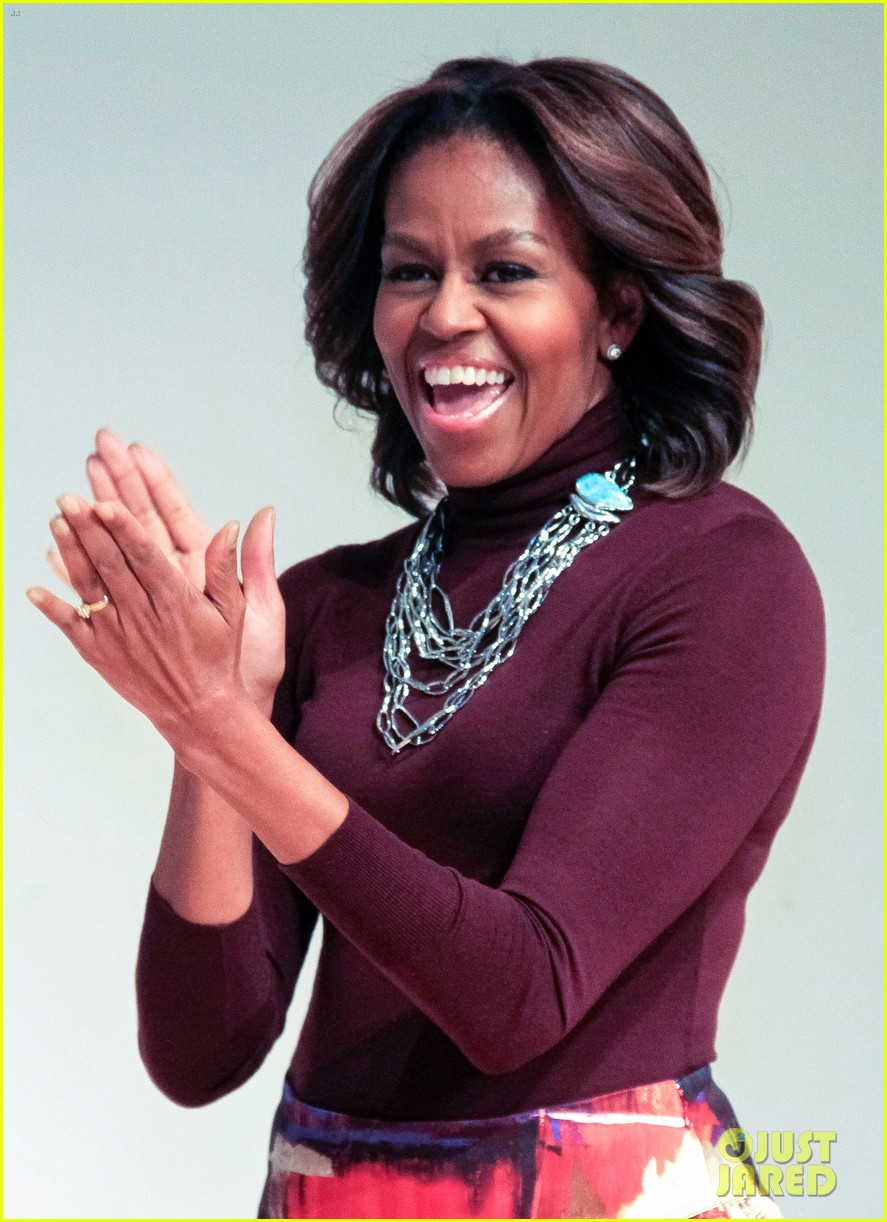 michelle obama ew sketch with jimmy fallon will ferrell 11