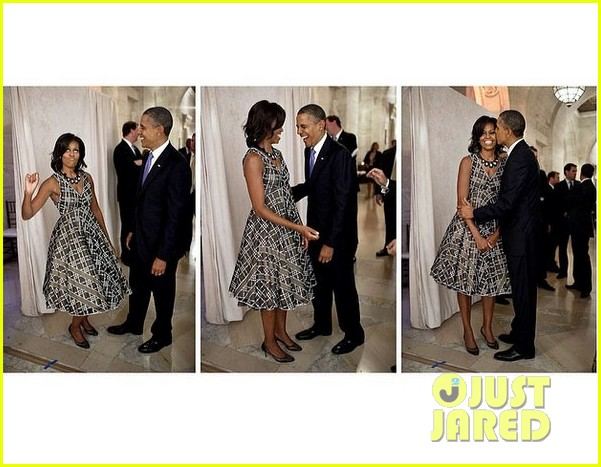 michelle obamas sends cute valentines message to president obama