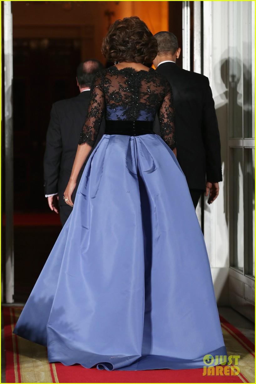 barack michelle obama white house state dinner 133051812