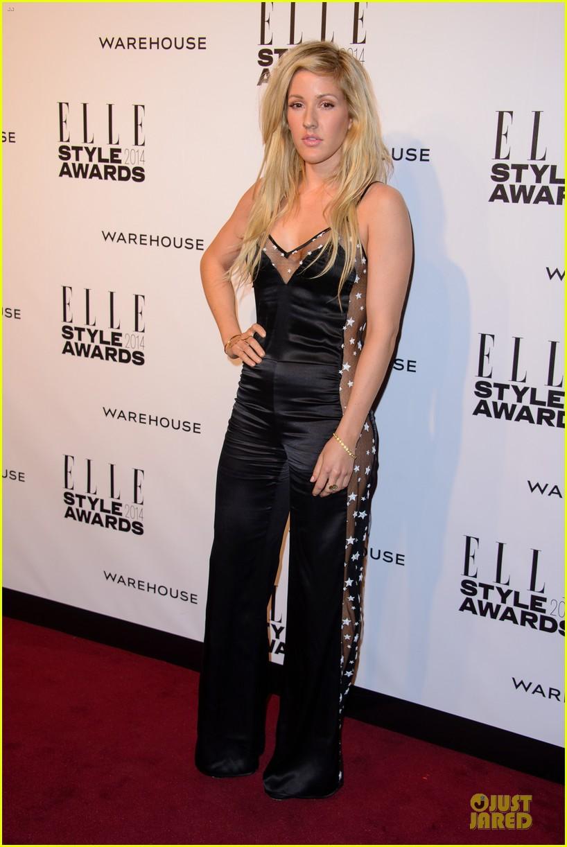 rita ora ellie goulding presenters at elle style awards 2014 03