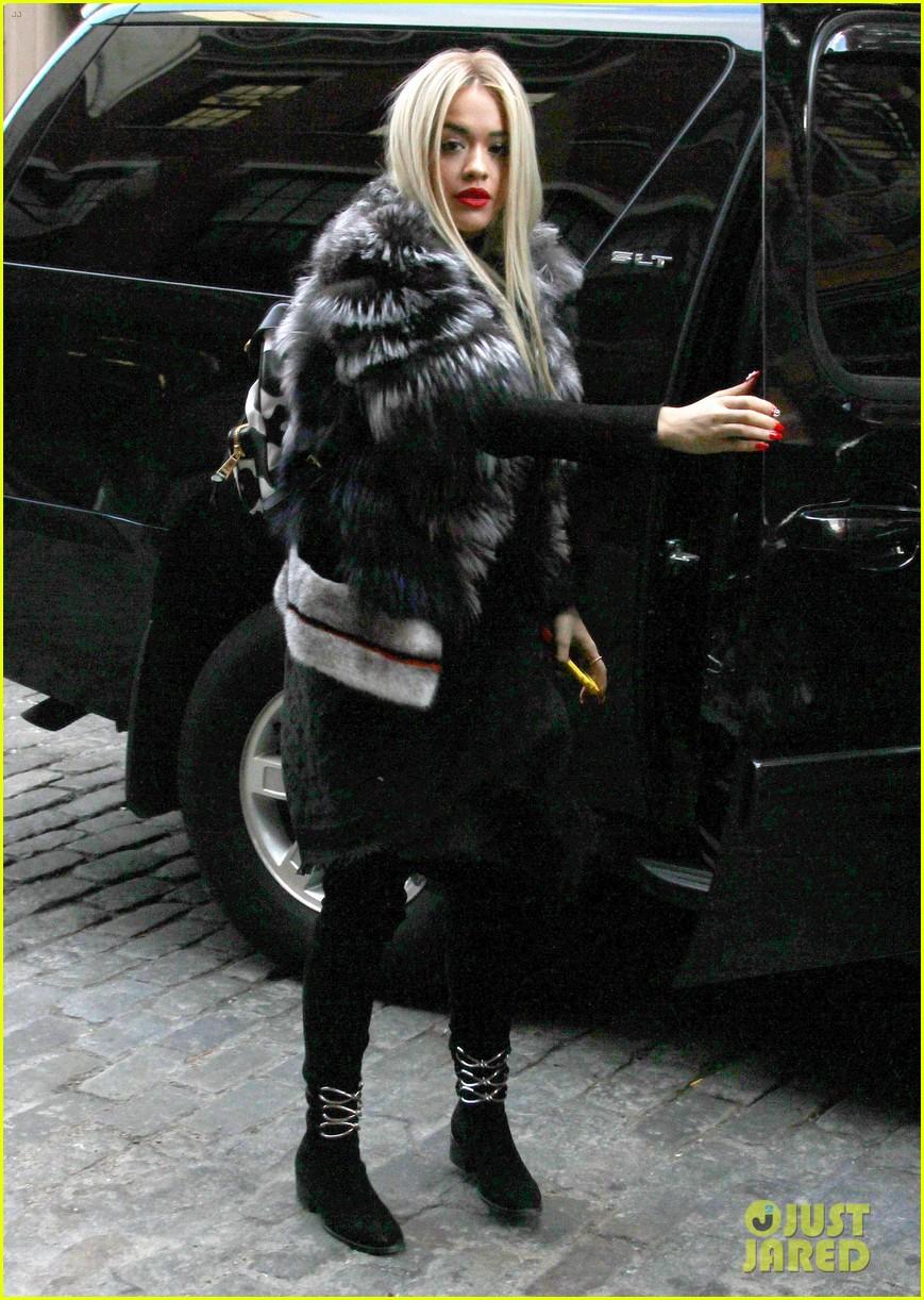 rita ora paper magazine photo shoot in new york city 06