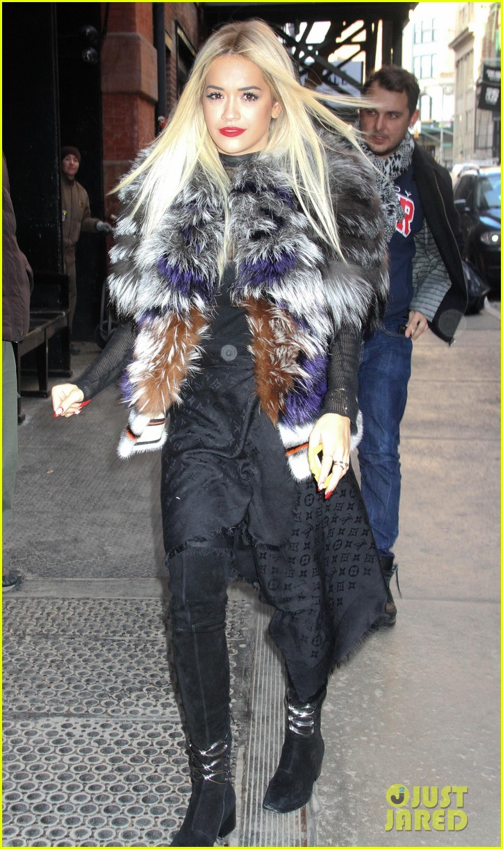 rita ora paper magazine photo shoot in new york city 12